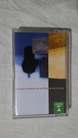 Kaseta magnetofonowa Preisner Requiem dla mojego przyjaciela