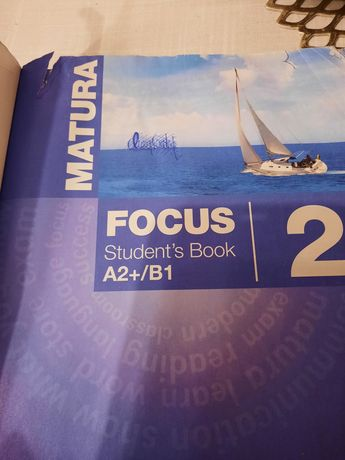 Focus student's book 2 matura wyd. Pearson