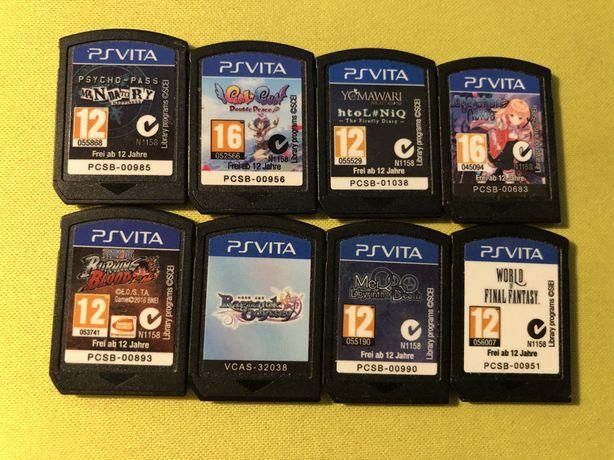 Psycho Pass Mandatory Happiness PS Vita PSV