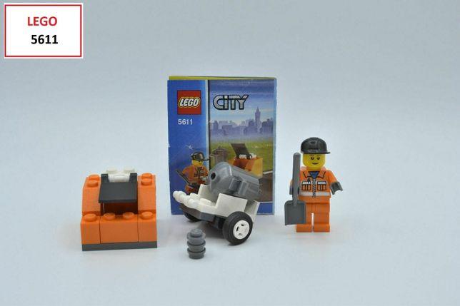LEGO (5 Sets Temas Variados): 5611; 7246; 10720; 8398