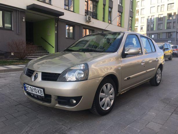 Renault Clio Symbol Thalia 2008 1.2 ГБО