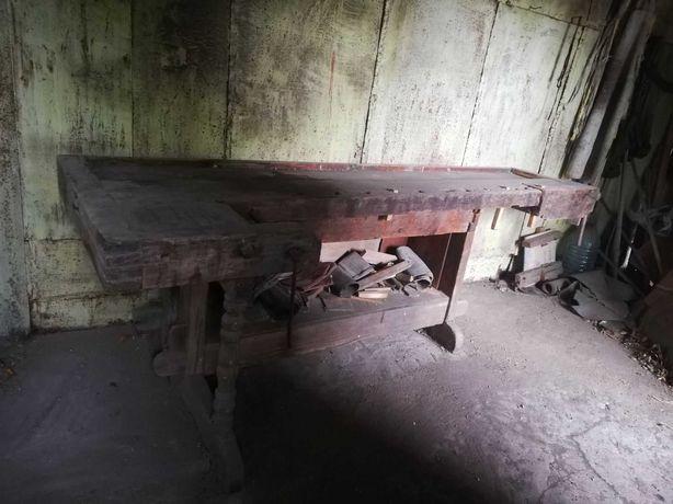 Продам стол верстак с тесками