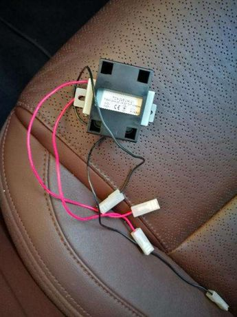 Transformador placa Proteco Q60 Q36 Q80 230V 21V 20VA