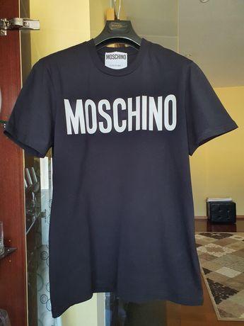 T shirt Moschino couture milano