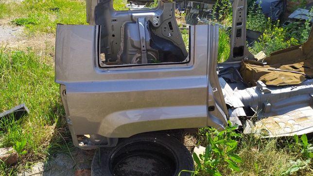 Четверть крыло кузов панель разборка джип компас патриот jeep patriot