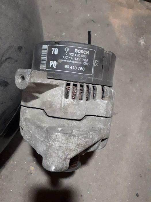Alternator Bosch Opel Tigra/astra/vectra/corsa/combo Sosnowiec - image 1