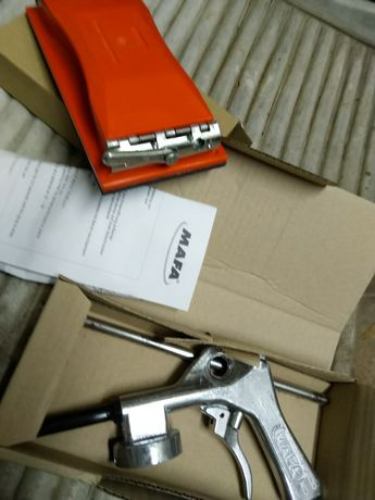 Pistola Pintura MAFA Lixadeira Pintura BARF