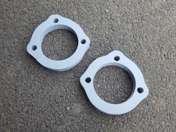 Проставки для увеличения клиренса Hyundai Matrix Задние 2 см.