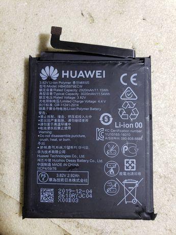 Продам оригинальный аккумулятор конца 2019 года HB40 huawei honor 7a