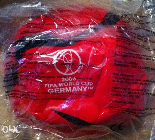 Bola de futebol germany 2006 - coca-cola (nova)
