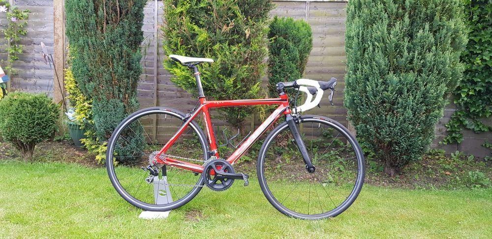 Wyprzedaż Rower szosowy Orbea Aqua Alu/carbon Shimano 105 rozmiar 51cm Łódź - image 1