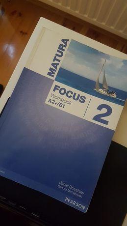 Focus 2 ćwiczeniówka