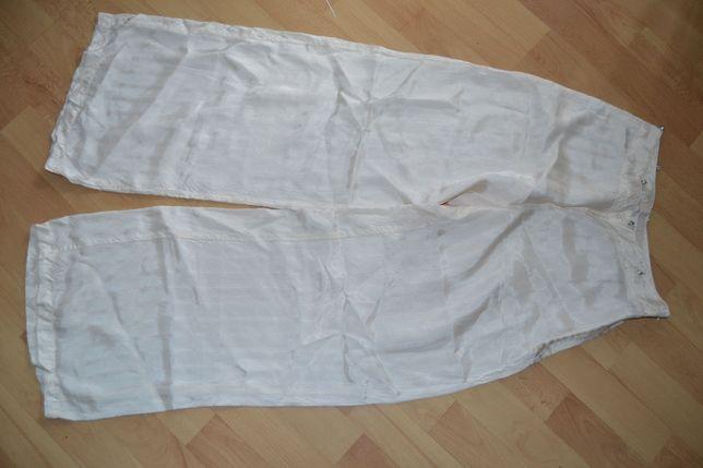 MUNTHE PLUS SIMONSEN spodnie retro vintage 36