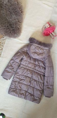 Пудрова зимня куртка Cool Club