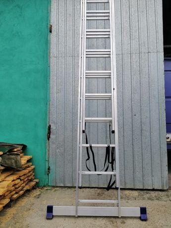 Сдам в аренду лестницу 150грн алюминиевую 8,40 высота