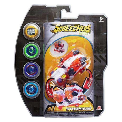 Машинка трансформер Screechers Wild L2 Штормхорм EU683141