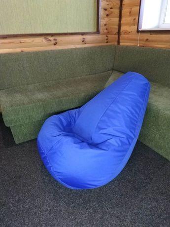 Кресло мешок груша пуфик(120х80) Бесплатная доставка от производителя