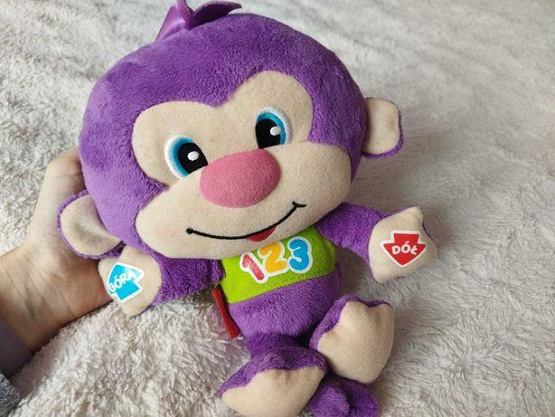 Małpka interaktywna Fischer Price