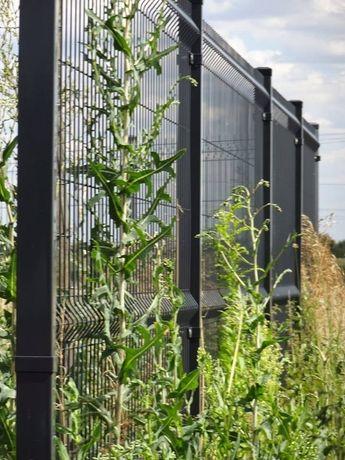 Panel ogrodzeniowy lakierowany proszkowo fi 4mm