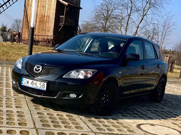 Mazda 3 2.0 prywatnie, BENZYNA, BEZWYPADKOWY, 150 KM, Alufelgi xenon