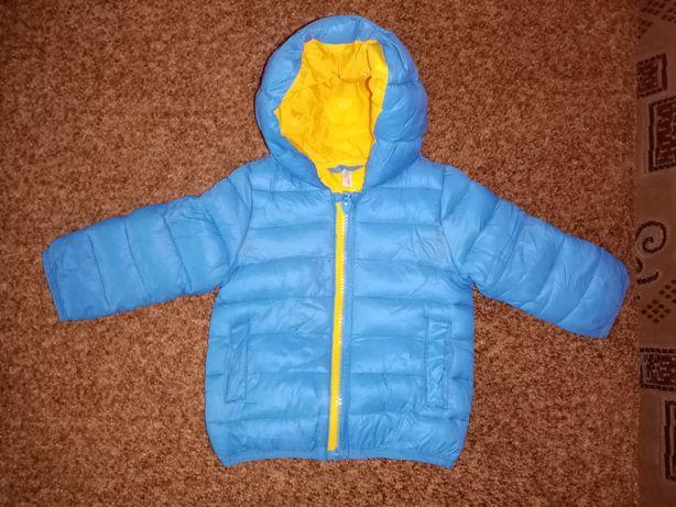 Куртка для мальчика весна осень