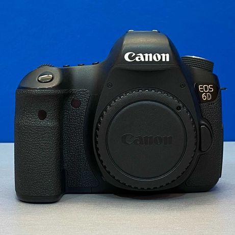 Canon EOS 6D (Corpo) - 20.2MP