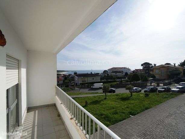 Apartamento T2 com vistas mar e montanha - V.P. Âncora