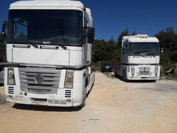 Tratores RENAULT Magnos 440 DXi 2006
