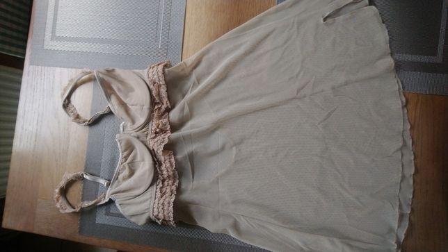 Haleczka halka piżamka koszulka xs intimissimi