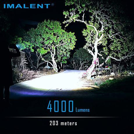 Imalent LD70 Cree XHP70.2 Latarka LED 4000lm