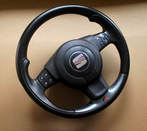 Volante Seat ibiza 6l FR
