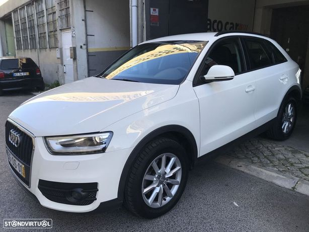 Audi Q3 2.0 TDi Business Line