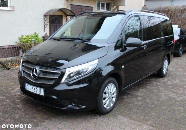 Mercedes-Benz Vito Mercedes Vito IDEALNY