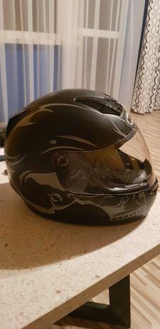 Kask motocyklowy r. L