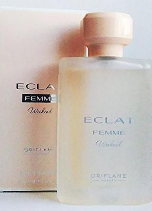 Туалетная вода Eclat Femme Weekend [Экла Фам Уикенд] Eclat Femme