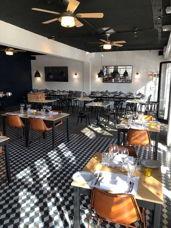 Restaurante/Pizzaria para Trespasse - Almancil