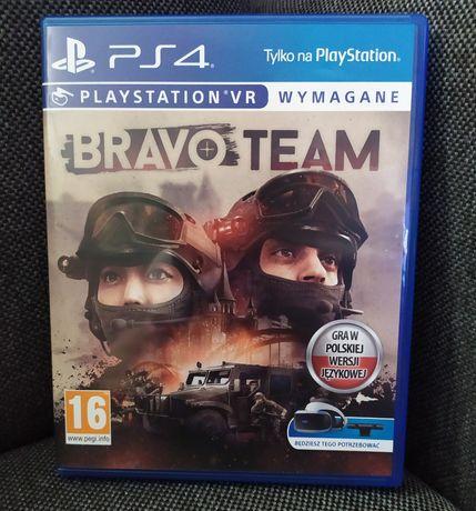 Bravo team PL (PlayStation 4) VR