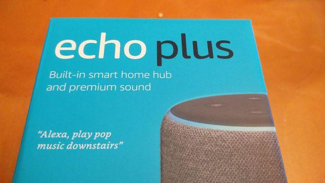 Amazon Echo Plus (2nd generation) NOWY   ORYGINALNY   TANIO