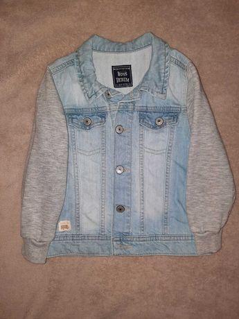 Джинсовый пиджак на мальчика LC WAIKIKI