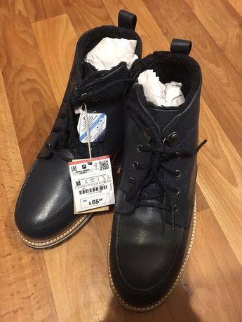 Зимние ботинки Zara boys