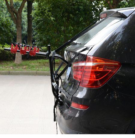 Bagażnik rowerowy na hak na 3 rowery