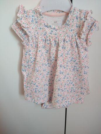 Body sukienka/ bluzka H&M 62
