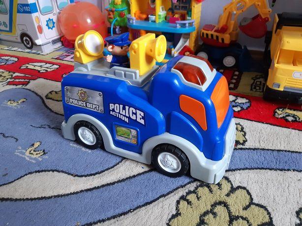 Машина полицейская большая музыкальная Keenway машинка полиция
