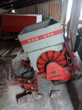 Sadzarka do ziemniaków Agrozet SA2-074