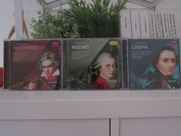 CD música clássica