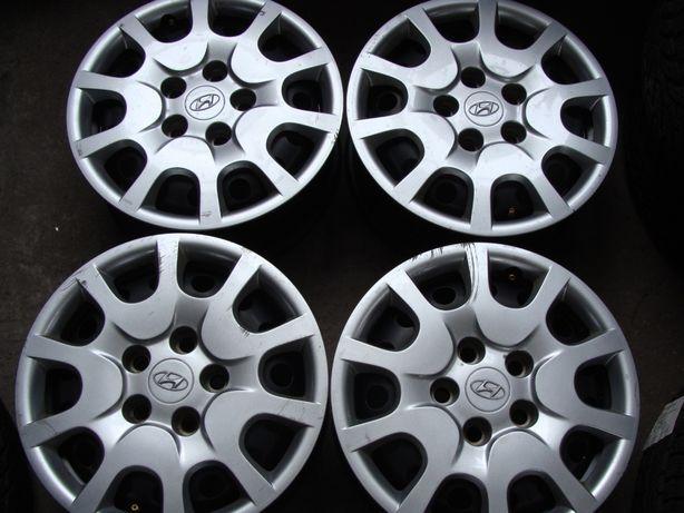 Felgi stalowe 15 cali Hyundai Kia