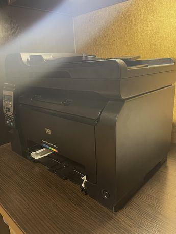 Принтер HP Color LaserJet Pro 100 M175nw