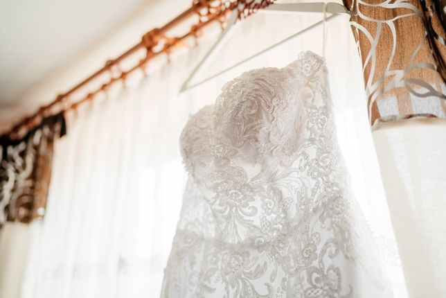 Suknia ślubna OCTAWIA ANTRA Biel