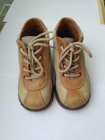 Черевички кожа ботиночки 25 р., стелька 16 см