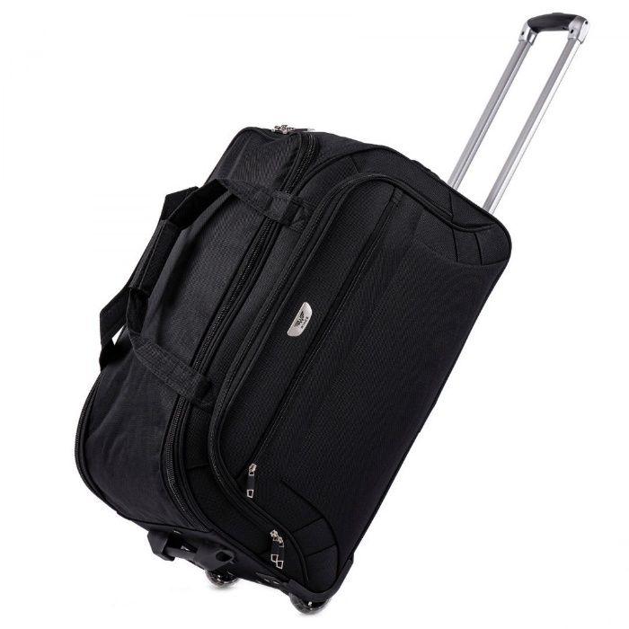 Дорожня сумка на колесах Wings (53 x 32 x 30 cm) об'єм 50л Кривой Рог - изображение 1
